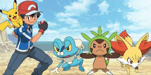 Pokémon XY: Nueva temporada llega en agosto por Cartoon Network