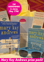 Giveaway - Mary Kay Andrews Prize Pack!