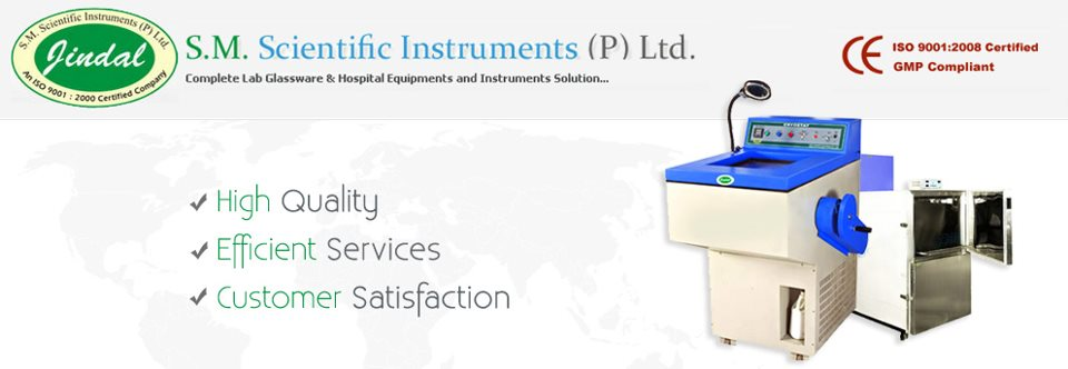 S.M. Scientific Instruments Pvt. Ltd.