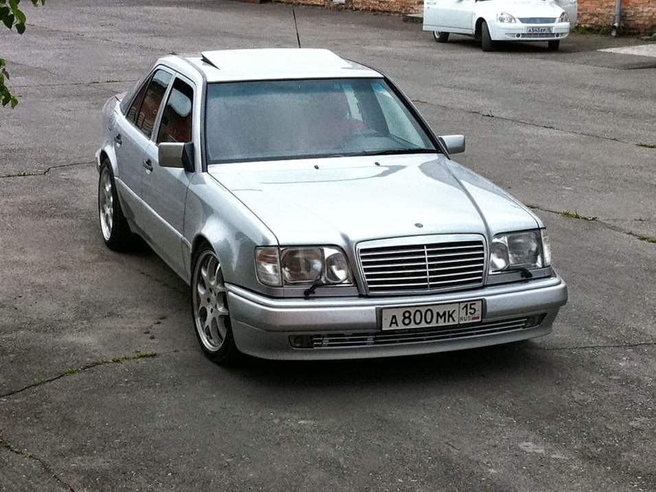 W124 brabus e65 based on mercedes benz e500 benztuning for Mercedes benz w124