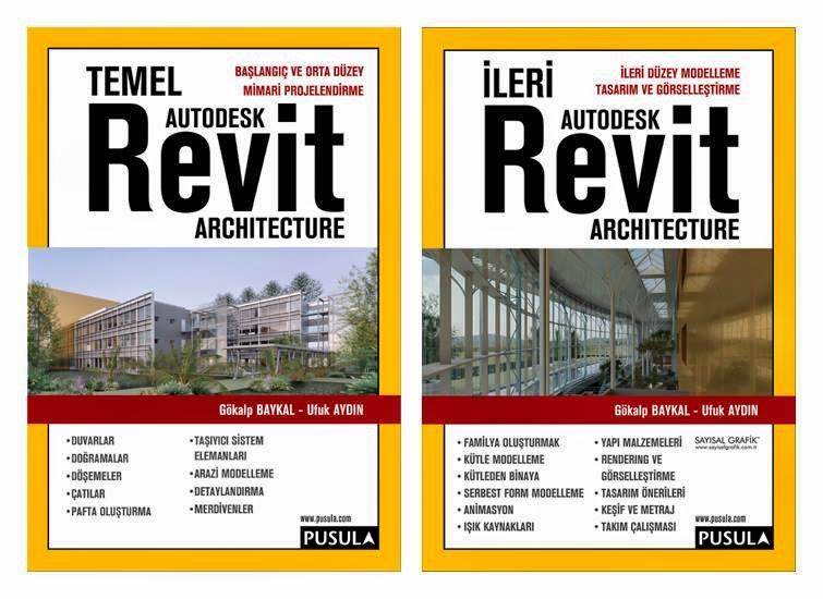 Türkçe Revit Kitapları 2014