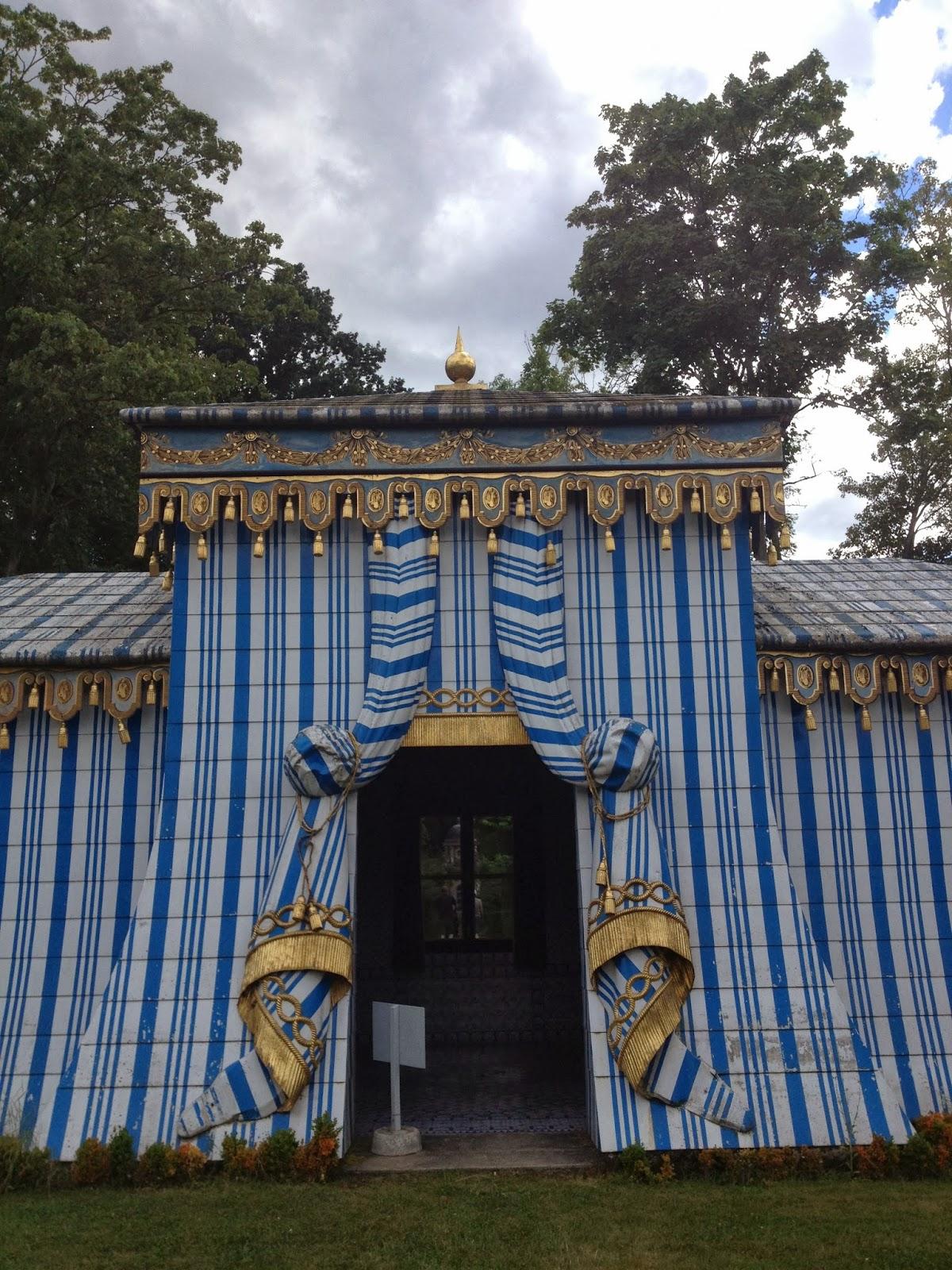 For pilar ch teau de groussay the gardens follies by emilio terry b - Chateau de groussay montfort l amaury ...