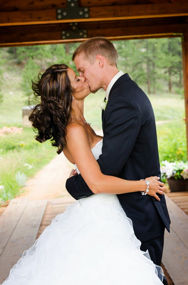 Deer Creek Valley Ranch Wedding Colorado