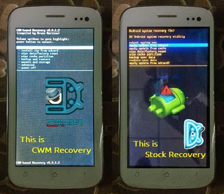 cwm recovery qmobile