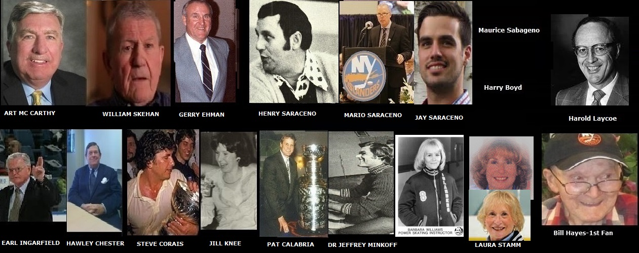 Stanley Cup Winners/Notables