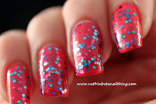 Beauty UK Pinkabloo Glitter