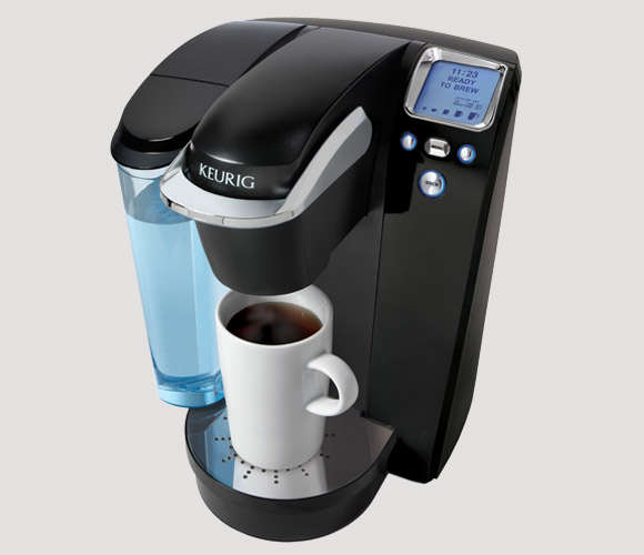 Keurig Coffee Maker Instructions : Keurig B70 Platinum available in 3 colors Keurig B70 Platinum Brewing System