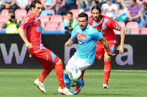 Catania vs Napoli