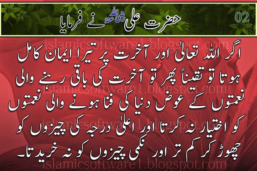 Hazrat Ali Murtaza Radi Allahu Anhu 2