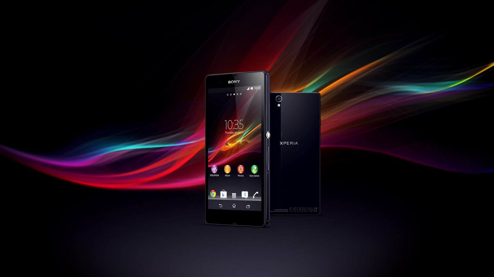sony ericsson xperia z hd wallpapers