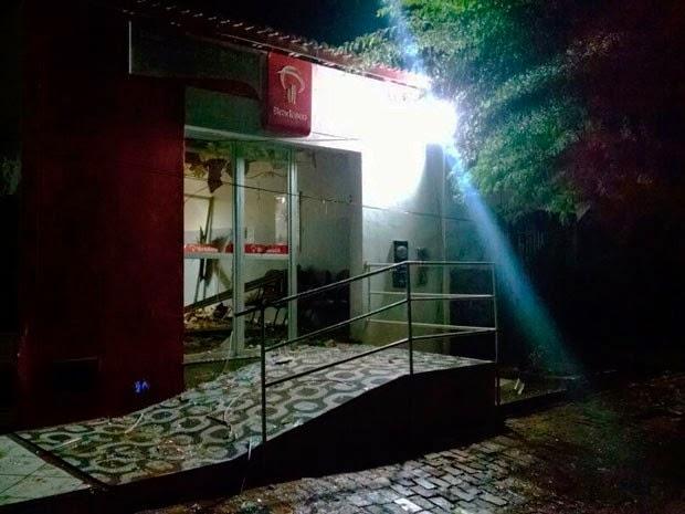 Posto de atendimento fica no centro da cidade (Foto: Polícia Militar)