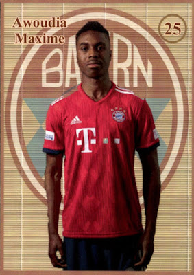 Bernie Panini FC Bayern München 2018//19 Sticker 7