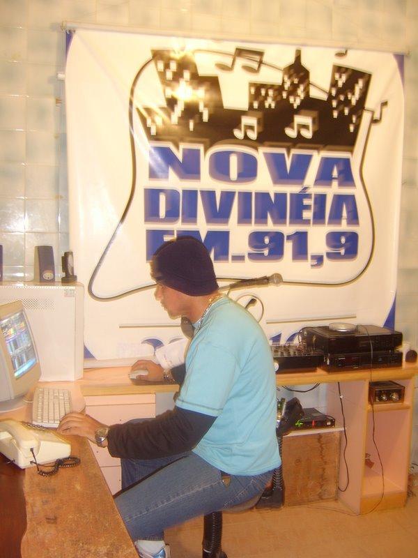 EU NA RADIO 91,9 FM