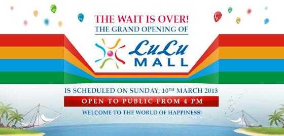 Lulu mall opening