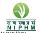 NIPHM Recruitment 2015-13 Various Posts