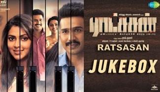 Ratsasan – Jukebox | Vishnu Vishal | Amala Paul | Ghibran | Ramkumar | G.Dillibabu