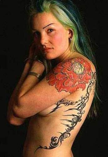 irish tattoos for women