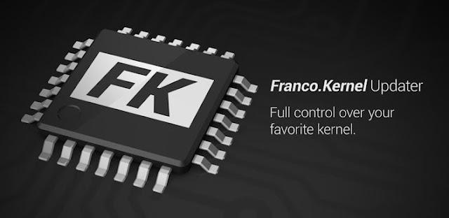 franco.Kernel updater 11.3 APK