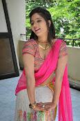 Mitra photo shoot in half saree-thumbnail-9