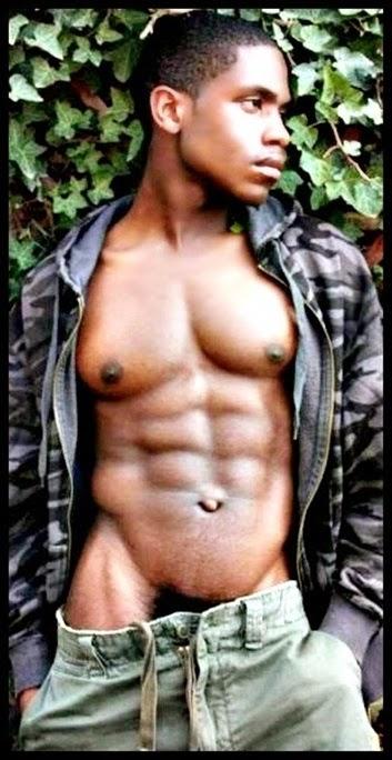 Um negro Lindo