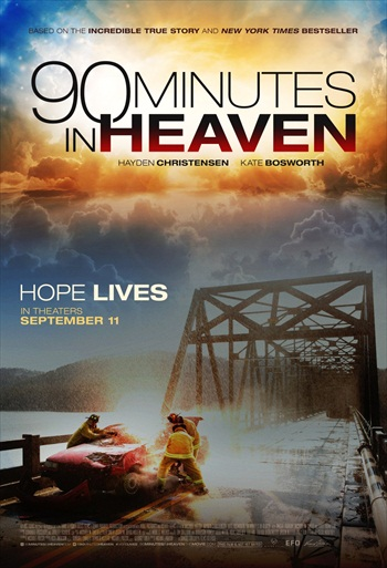 90 Minutes in Heaven 2015 HDRip Download