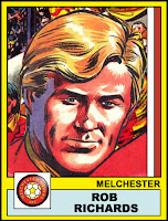 Rob Richards - Melchester Rovers