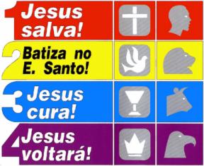Igreja Do Evangelho Quadrangular De Muritiba