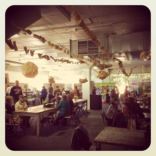 bowerbird market may 2014