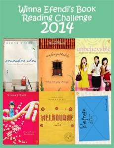 Winna Efendi's Book Reading CHallenge