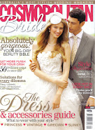 Beq in Cosmopolitan Bride, 2011