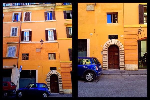 Casa dell'Ospizio dei Pellegrini Boemi w Rzymie