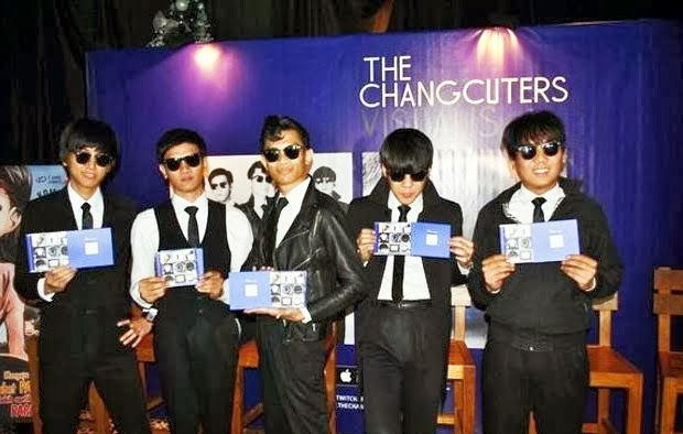buy the original CD or use the RBT and NSP to support the singer  Unduh  Unduh lagu barunya The Changcuters - Samara.mp3s