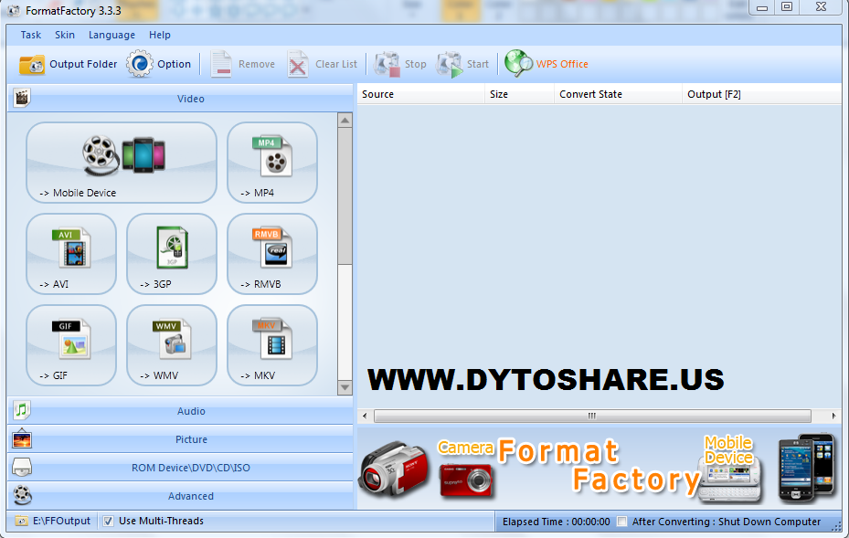 Format Factory - Download