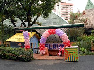 Buffet Festa na Floresta - buffet infantil bh