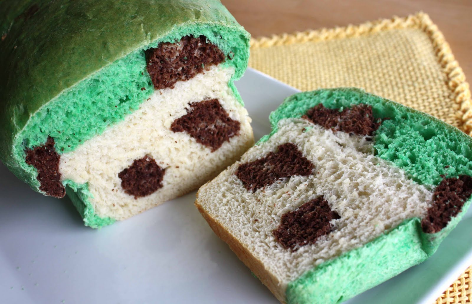 Gourmet Mom on-the-Go: Panda Bread