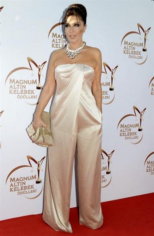 Magnum Altın Kelebek Ödül Töreni / Kim Ne Giymiş