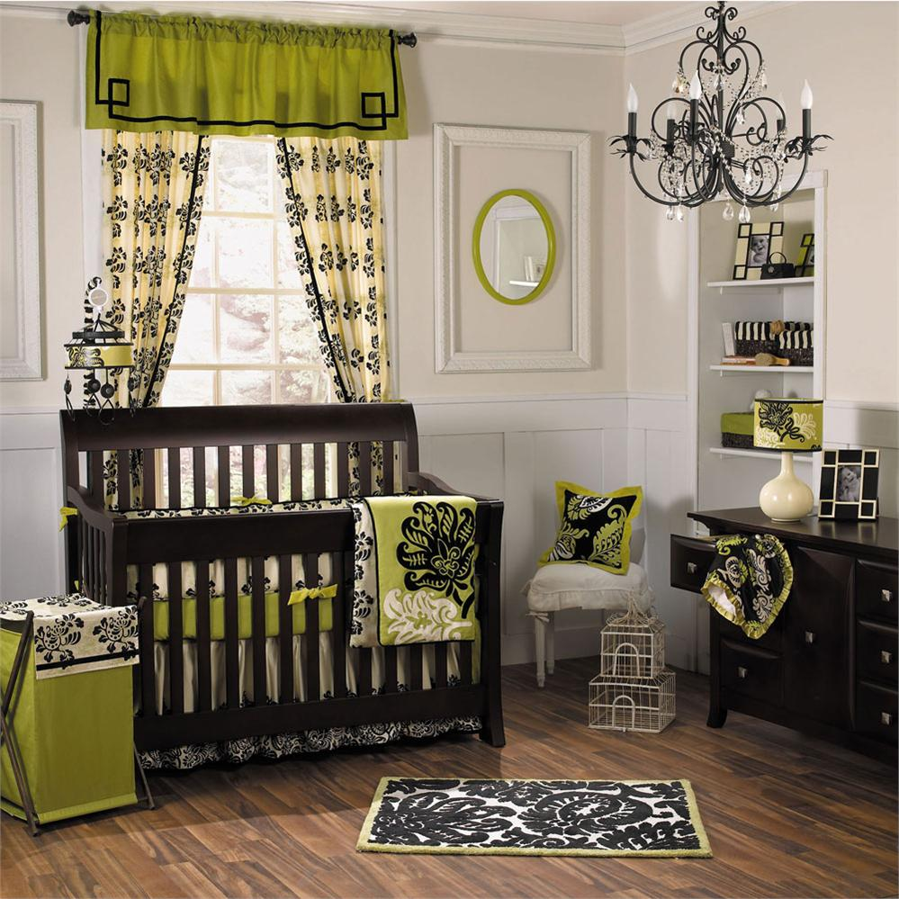 Modern Baby Room Furniture : Modern Furniture: Bedding Ideas for the Nursery