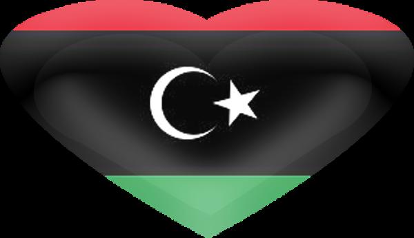 Libya Flag Graphics