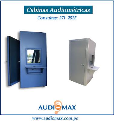 Cabina Audiológica