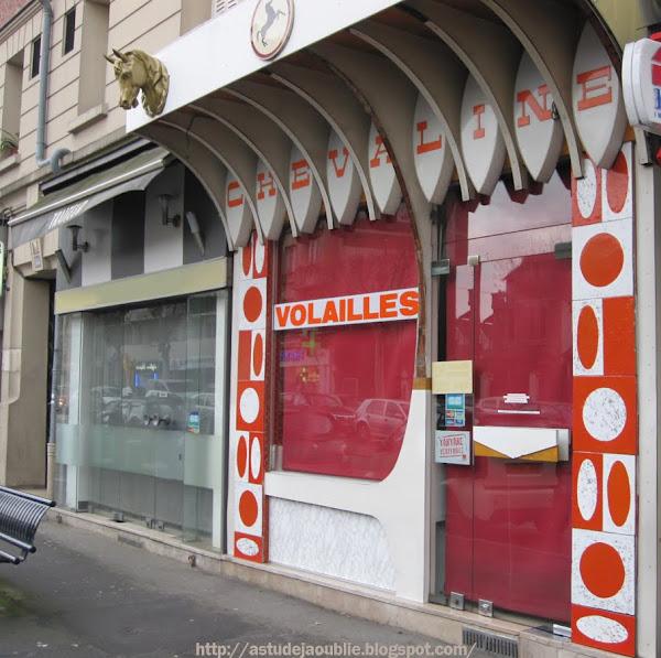 Champigny sur Marne - Boucherie