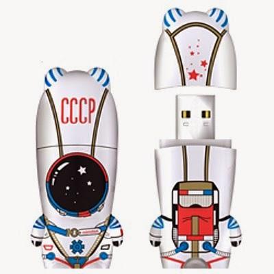 Memoria USB Cosmonauta