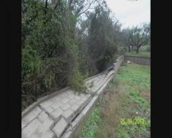 Σοβαρά προβλήματα στο κοιμητήριο του Πολυλόφου -