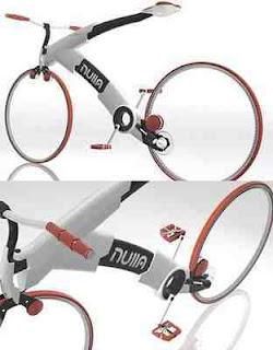 Nulla: Ultramodern Spokeless Bike|Data 7 Konsep Sepeda Paling Unik Dan Kreatif