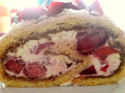 Rolat sa jagodama recepti za kolače i torte
