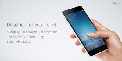 Xiaomi Mi ஸ்மார்ட் போன்