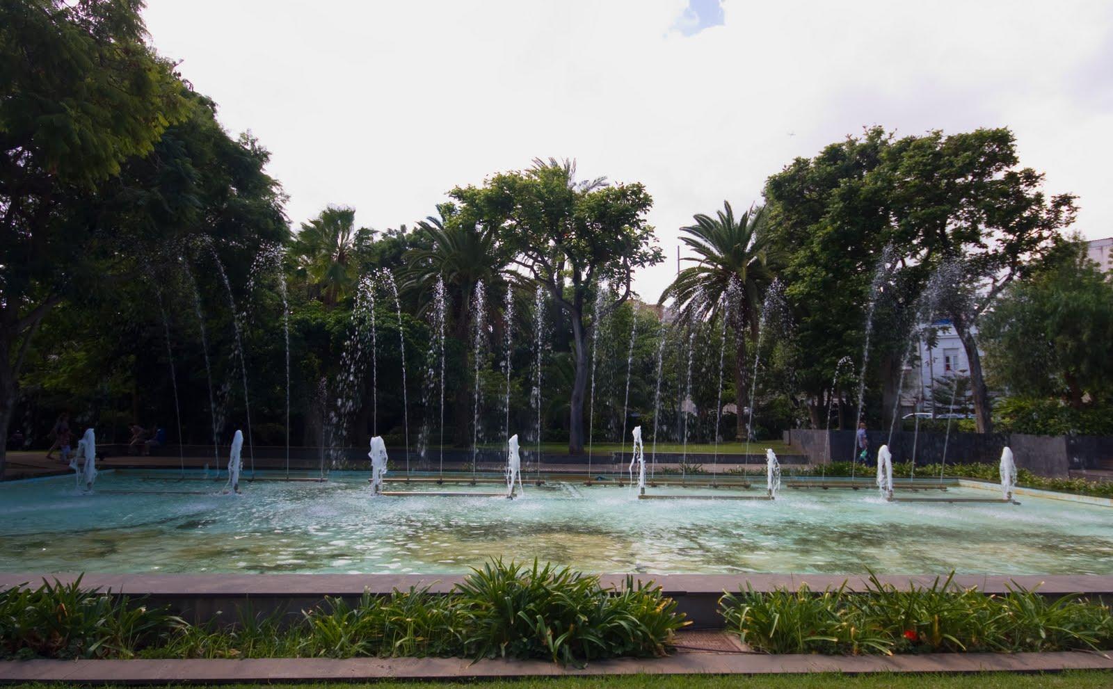 Imagenes de tenerife descubrela parque municipal for Viveros frutales wikipedia