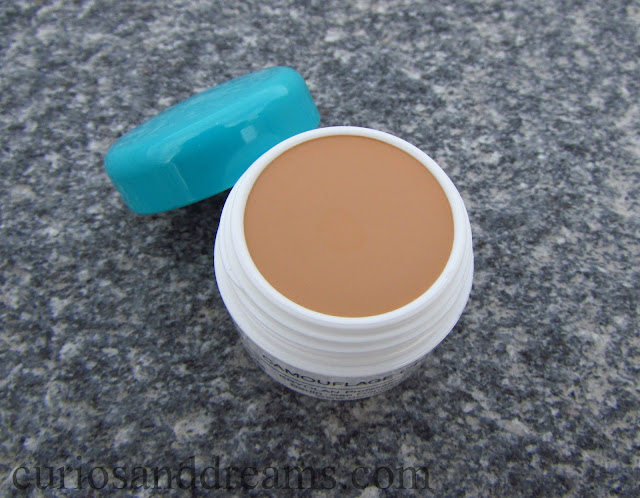 Kryolan Dermacolor Camouflage Creme review