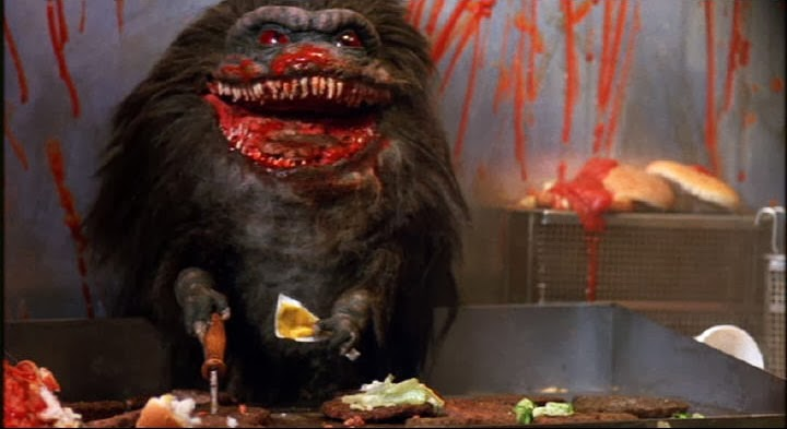 la calavera - critter con sangre en los dientes
