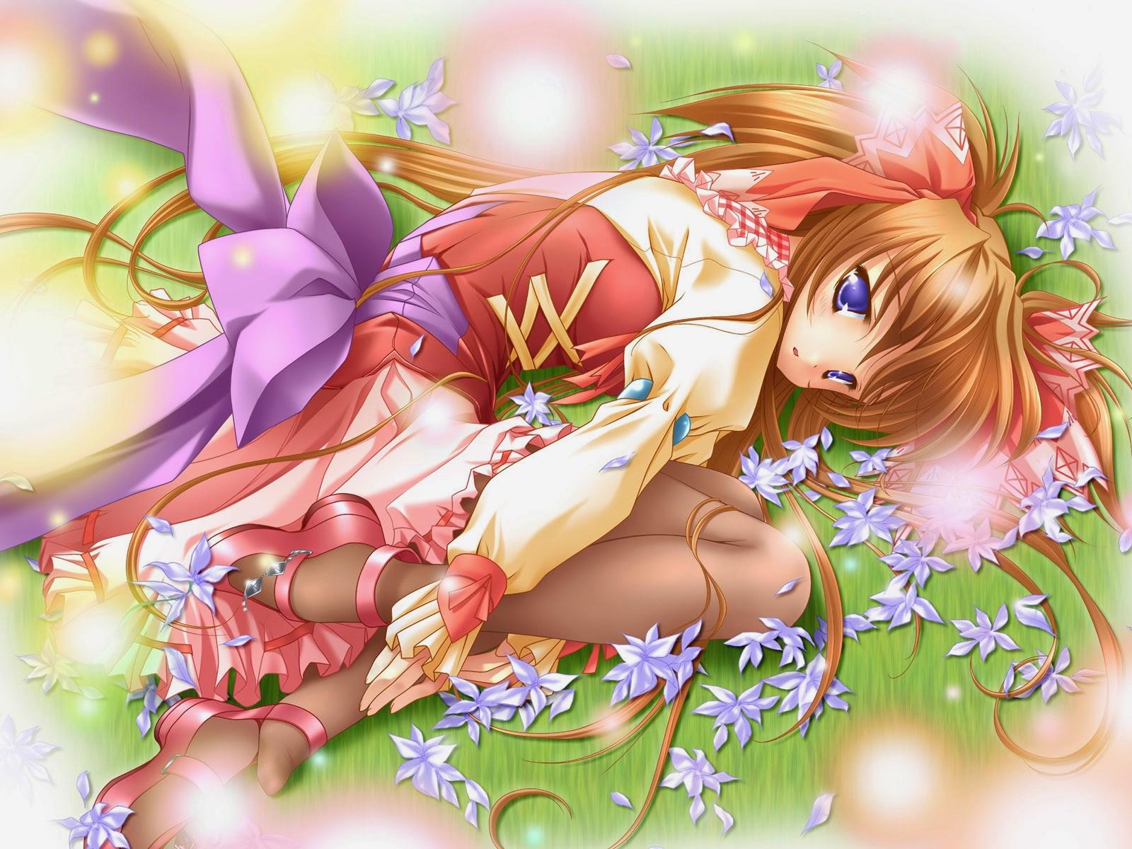 Anime Girls 53 Wallpaper
