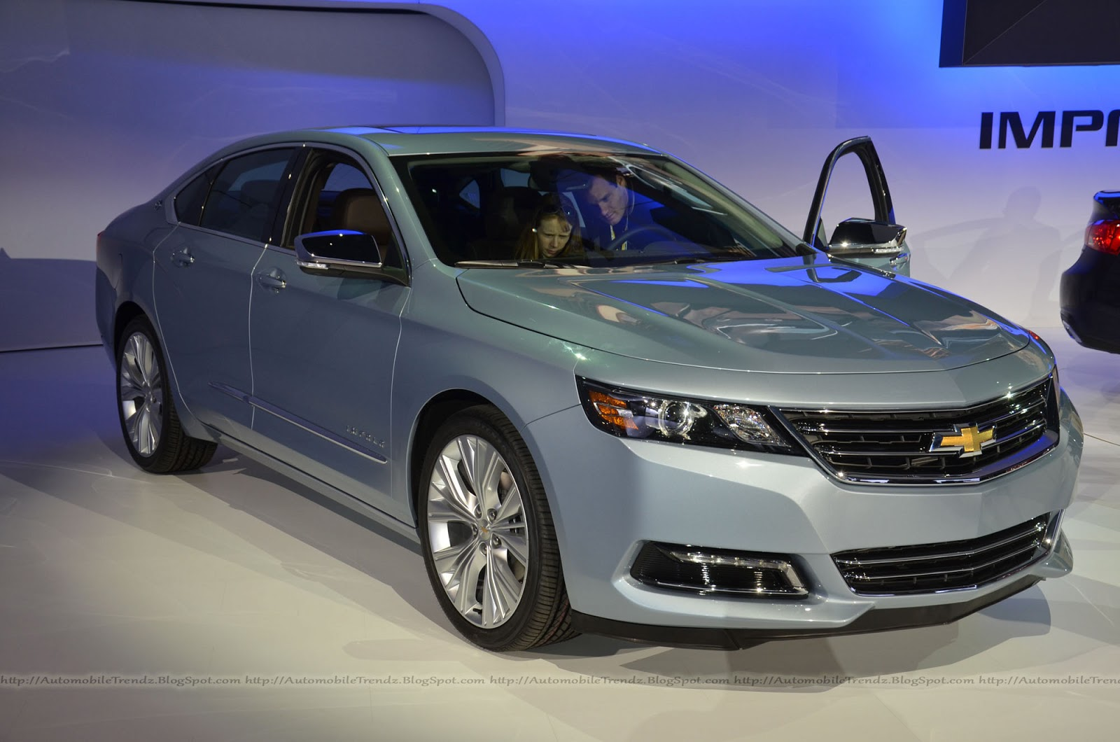 automobile trendz chevrolet impala 2013. Cars Review. Best American Auto & Cars Review